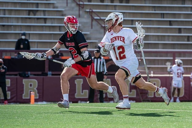 College Lacrosse Is Back!