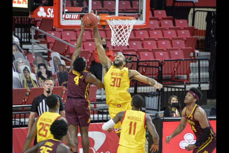 Terps Get Back In The Win Column; What Lies Ahead