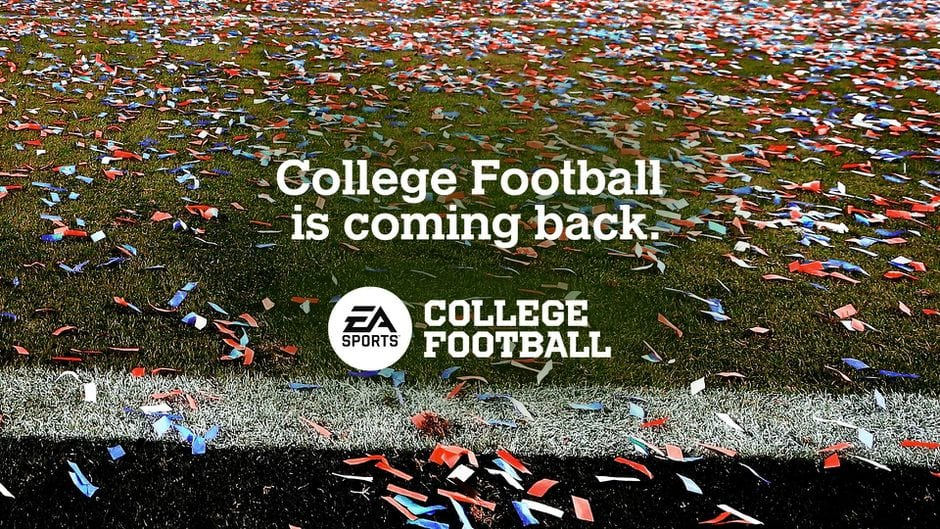 EA Sports College Football Is Returning!