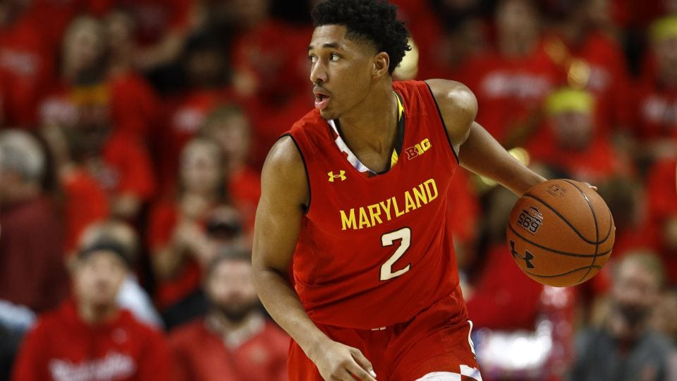 Maryland's NCAA Tournament Resume