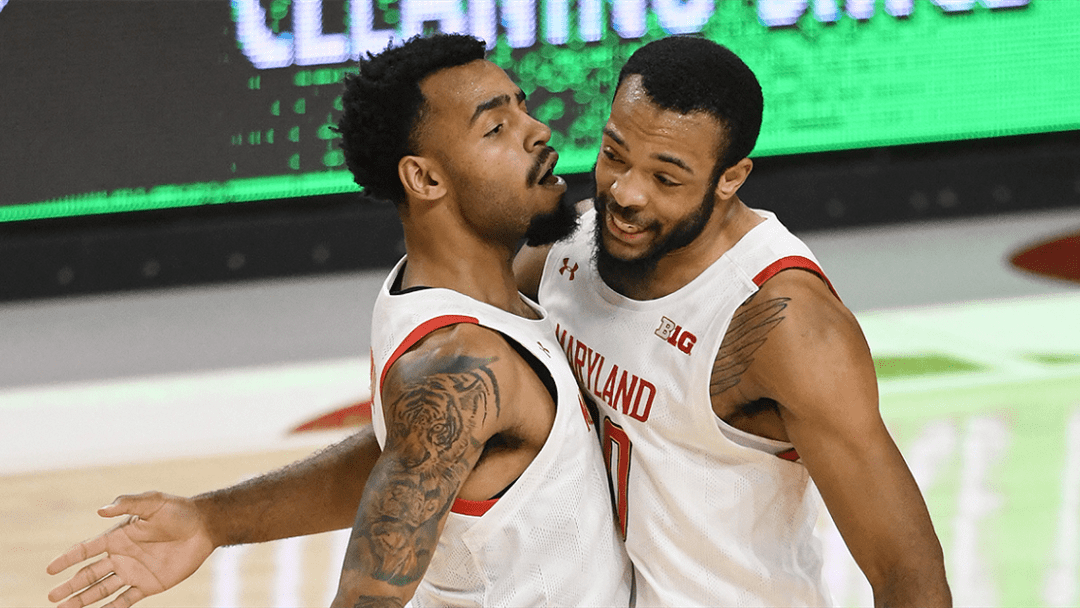 Maryland Draws UConn In First Round Of NCAAT