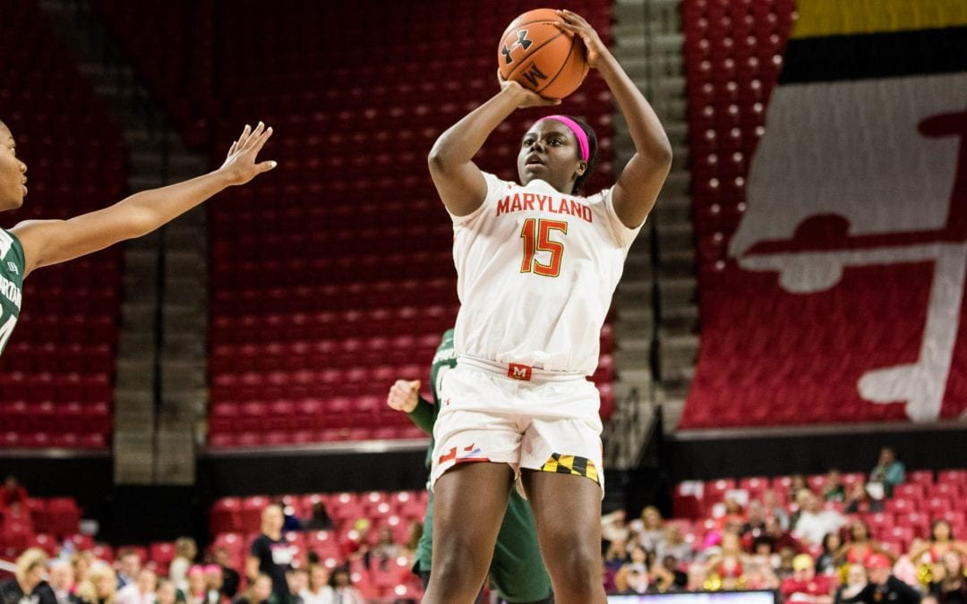 Maryland Women's Basketball Enters Tournament With A Chance To Win It All