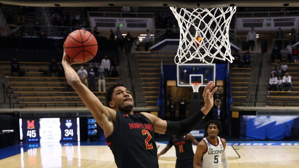 Another Maryland-UConn Thriller; Alabama Next