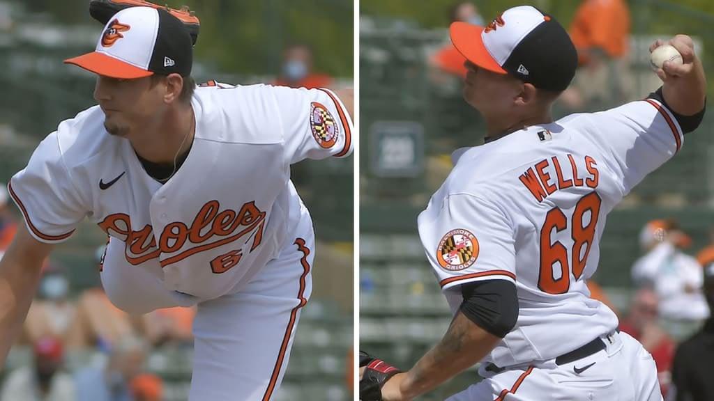 Tyler Wells, Mac Sceroler Make Orioles Opening Day Roster