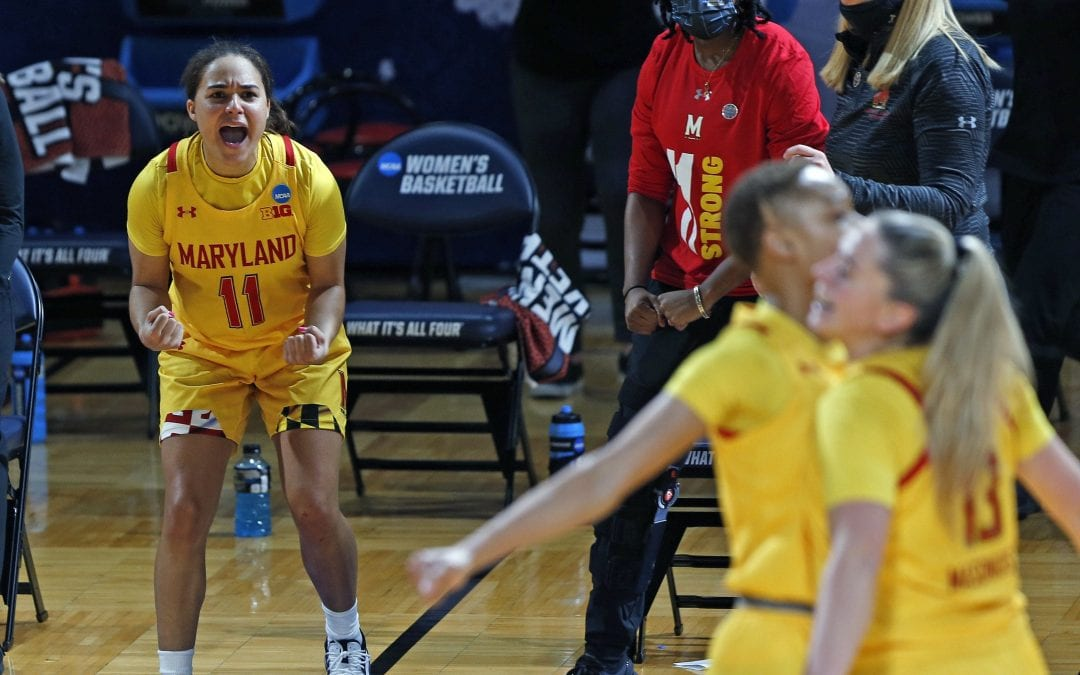 Maryland WBB vs. Texas Preview