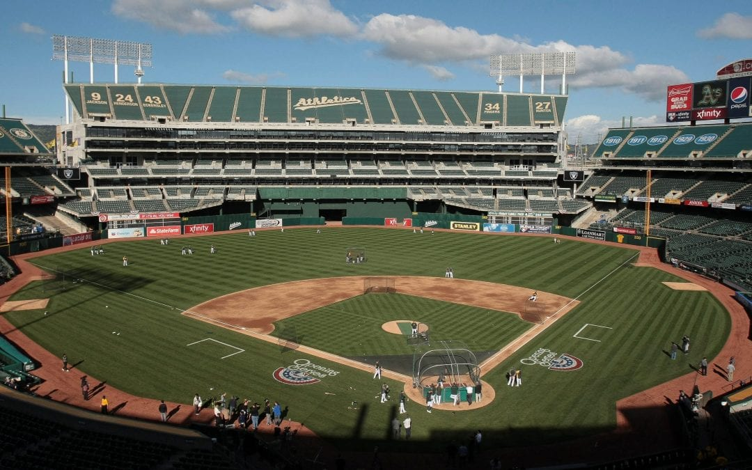 Oakland A's Again Set The Bar By Introducing Cryptoball