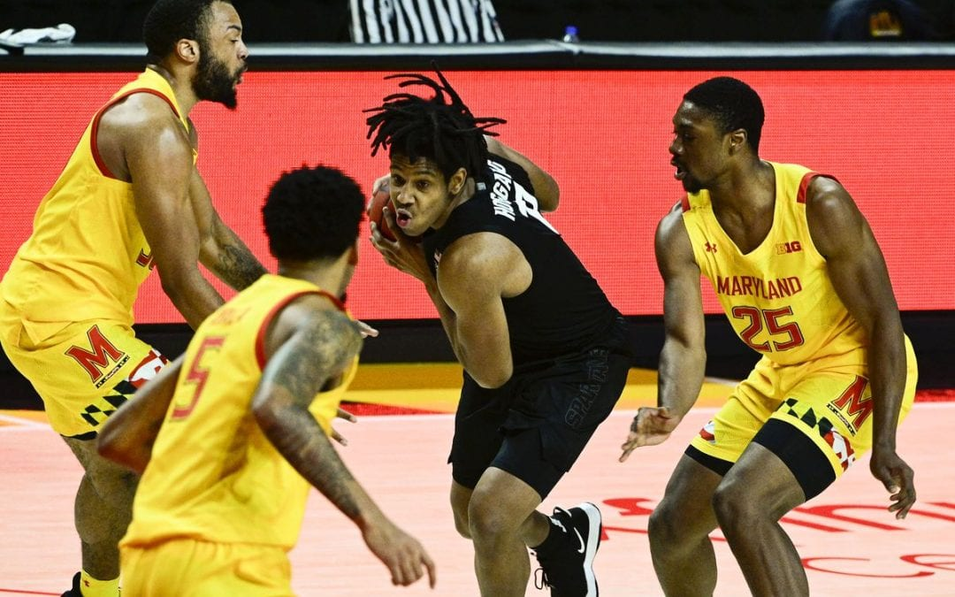 The Terps Are Going To Dance; Now What?