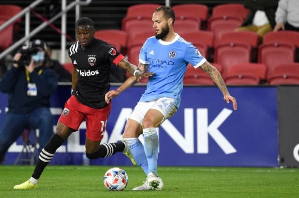 D.C. United is back on TV in Baltimore, and they're worth watching