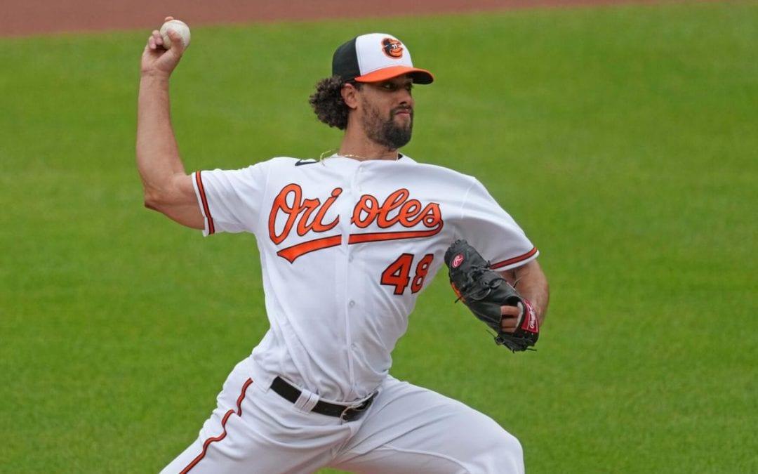 Orioles: 5th Inning Struggles