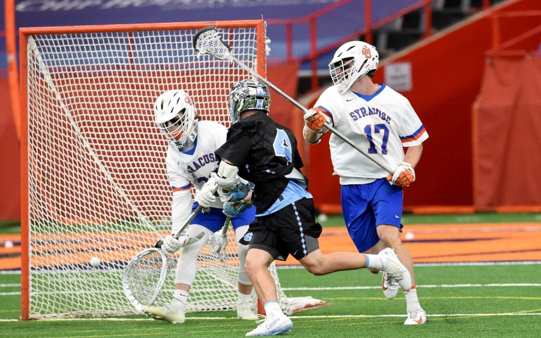 College Lacrosse – Closer to May / Bracketology