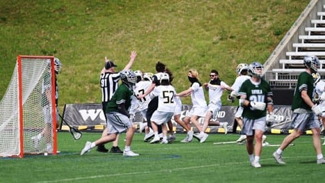 College Lacrosse – Onto April and a Push for May
