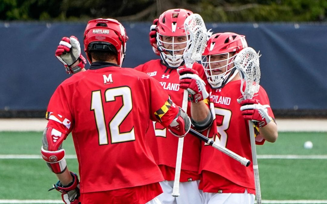 A New #1 Emerges in College Lacrosse