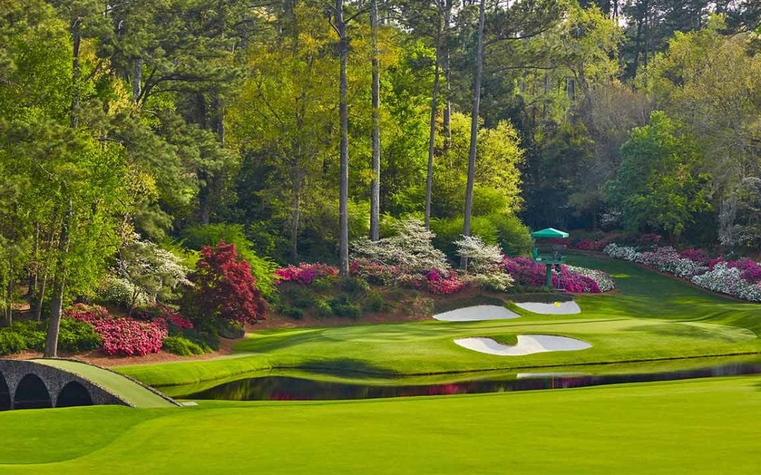 Springtime Down South; 2021 Masters Preview