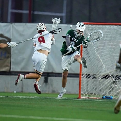 College Lacrosse: First Round Recap / Quarterfinals Preview
