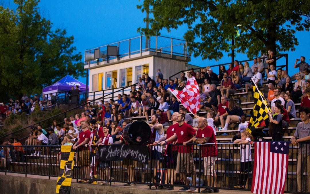 With addition of USL 2 program, FC Baltimore Christos just keeps growing
