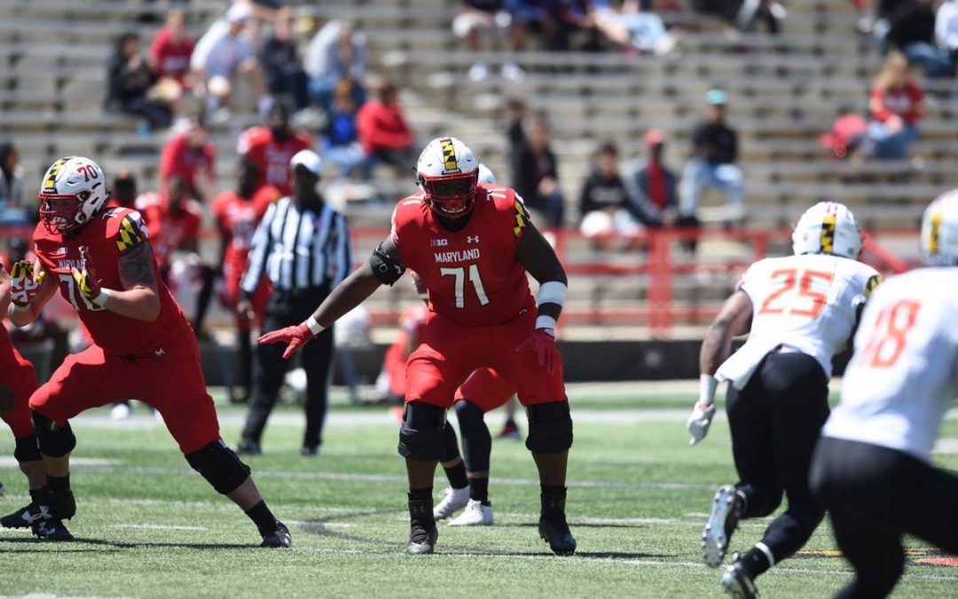 Terps Football: 2021 Season Preview – Offensive Tackles