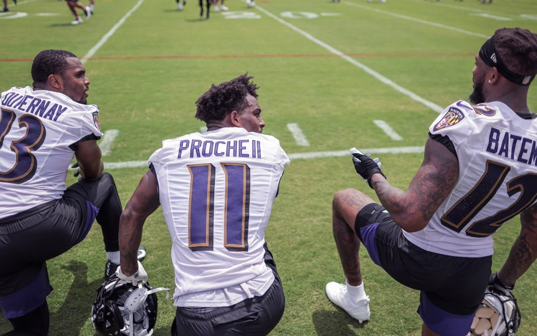 Ravens Wide Receiver Preview