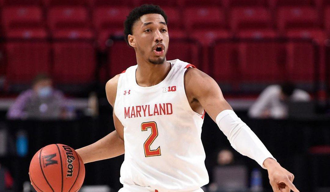 Aaron Wiggins Represents Maryland in the 2021 NBA Draft