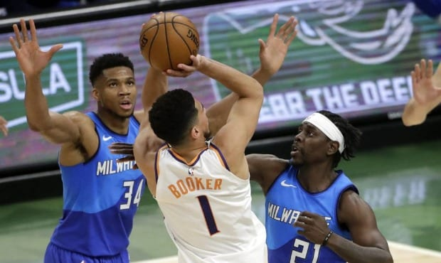 2020-21 NBA Finals Preview: Milwaukee vs. Phoenix