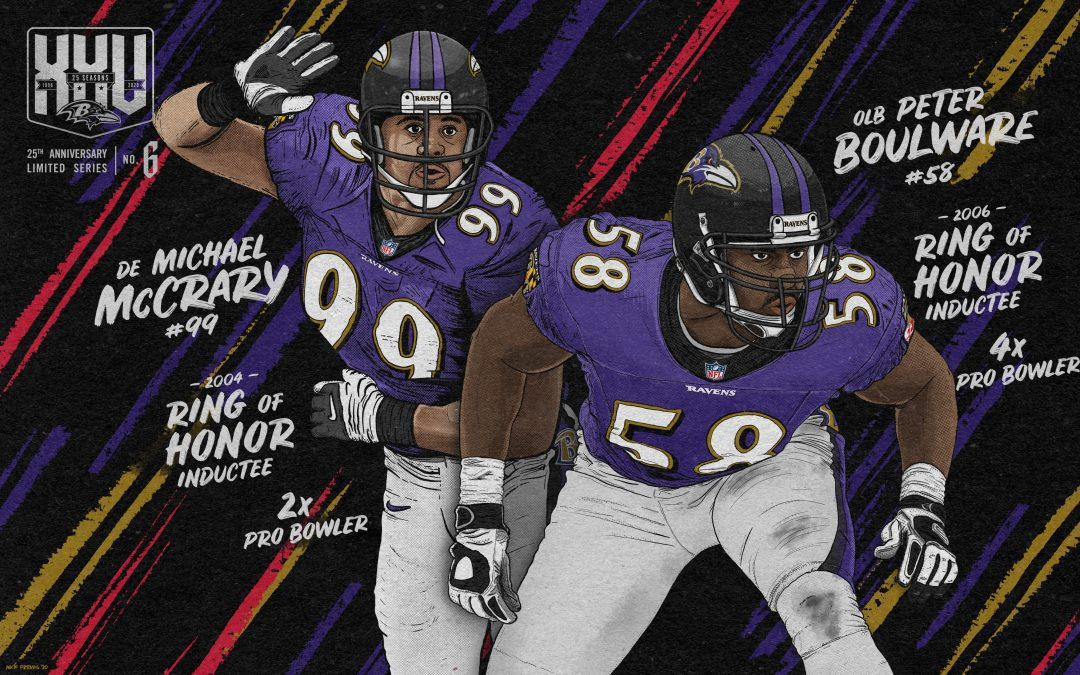 Unsung Heroes of the Ravens' Ring of Honor