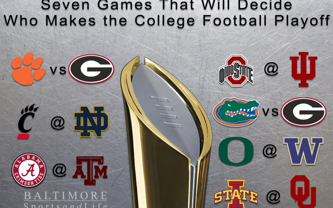 College Football 2021 – Key Games to Watch
