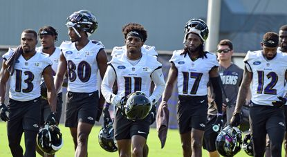 The Ravens Depth Makes 53-man Roster Hard to Predict
