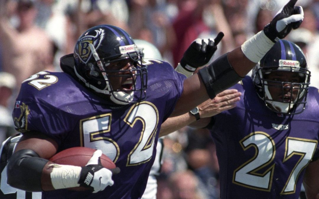 """""""Baltimore Is Back"""" The Ravens' First Game 9/1/96"""