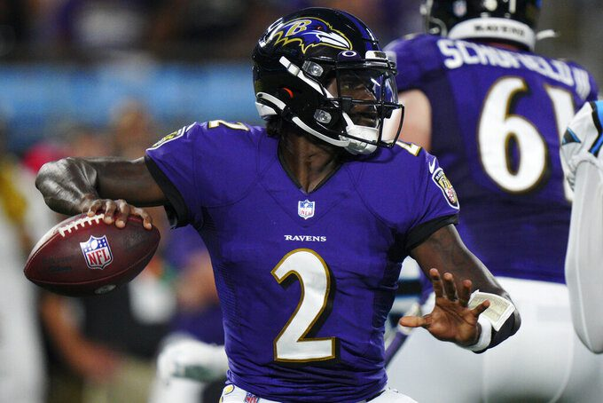 The Ravens' August Dynasty