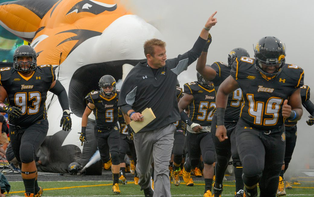 The Good, The Bad & The Ugly As The Towson Tigers Drop to 1-2 on the Season