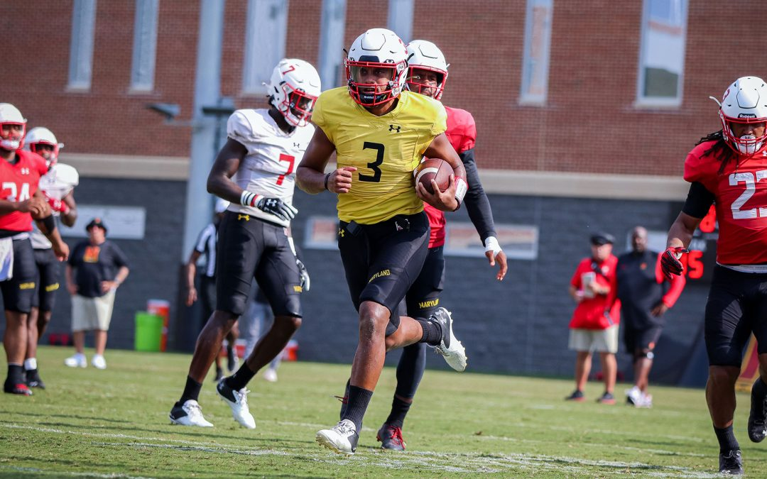 Terps Football: 5 Thoughts Before Maryland/West Virginia