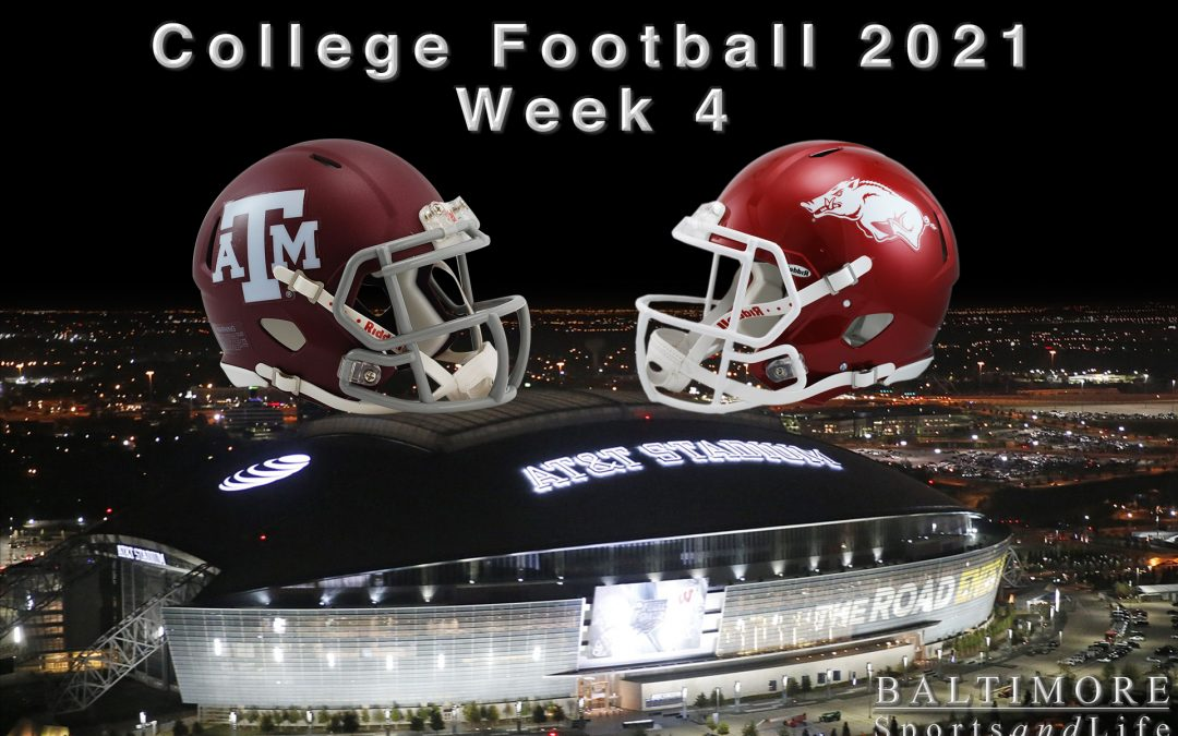 College Football 2021 – Week 4 Preview