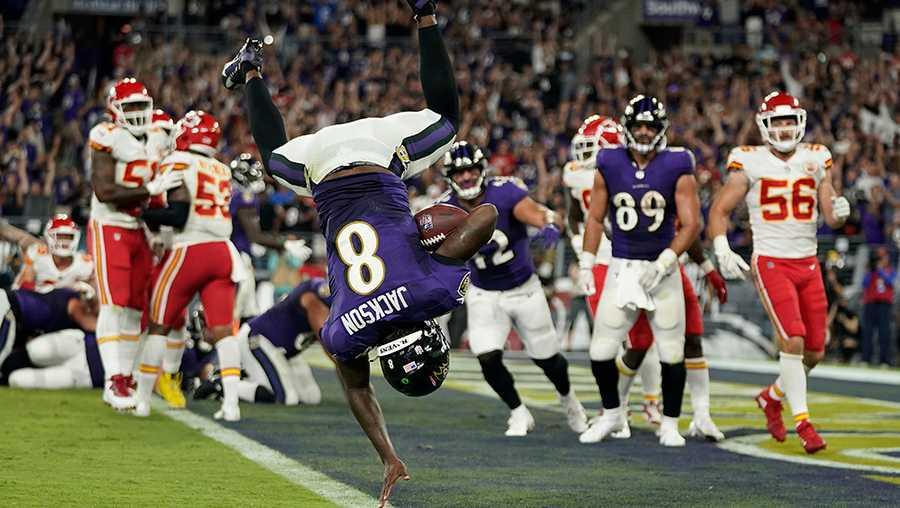Week 2, Ravens Fast Five: Got the Monkey Off Their Backs