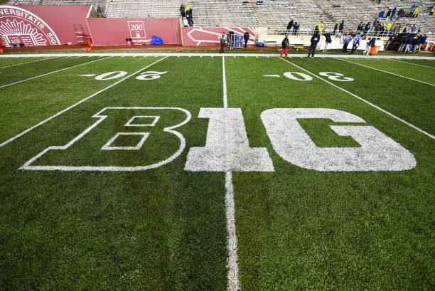 Big Ten Football Heading Into Week 4