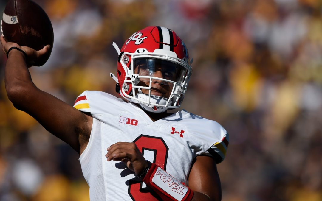 Resetting Expectations For Terps Football After Week 1