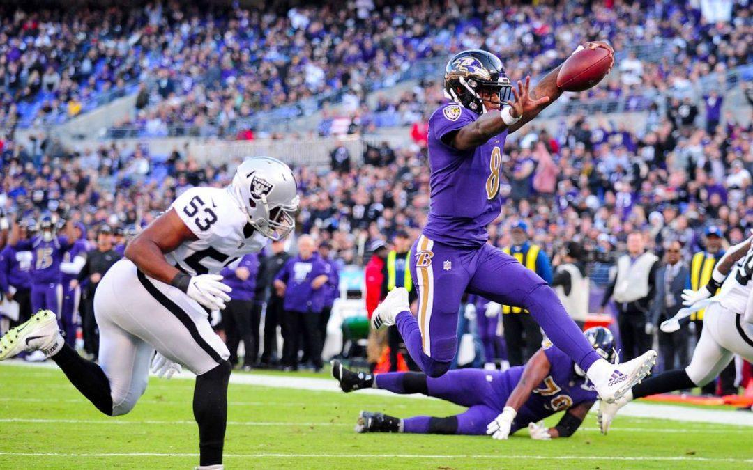 The Bank: The 2021 Baltimore Ravens Season Begins In Vegas