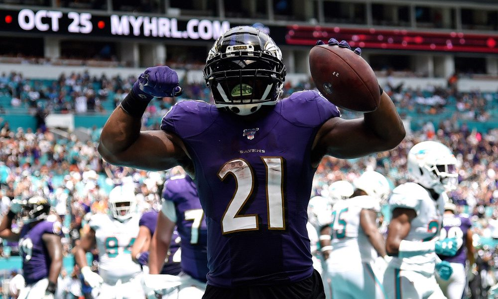 Possible Running Backs for Ravens to Acquire For 2021 Season