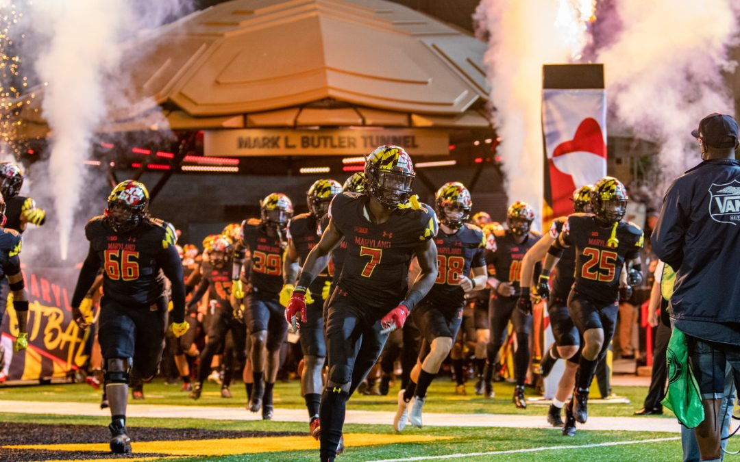 Terps Football: 5 Thoughts Before Maryland/Ohio State