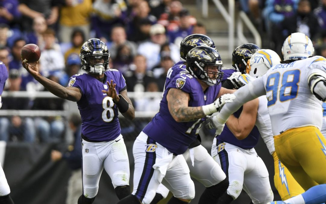 Analytical Review of Chargers at Ravens