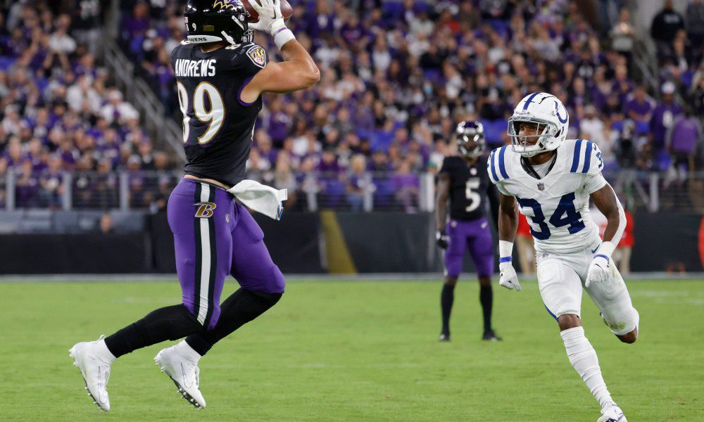 Analytical Review Of Colts At Ravens