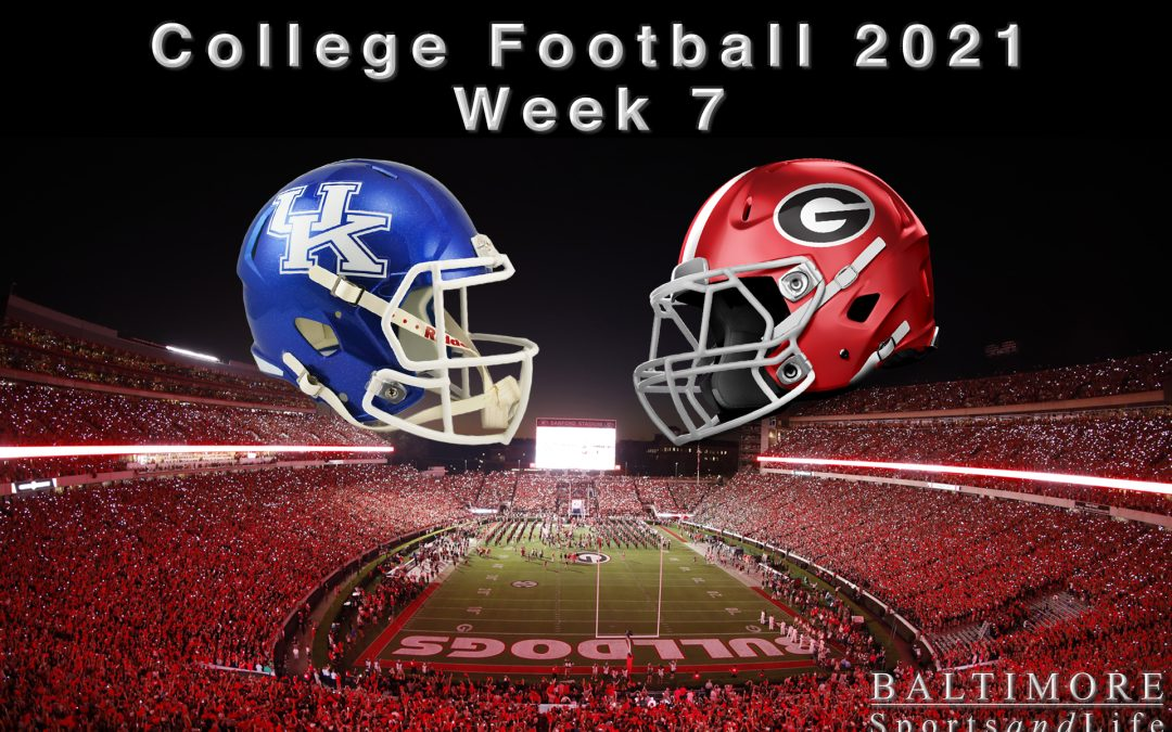 College Football 2021 – Week 7 Preview