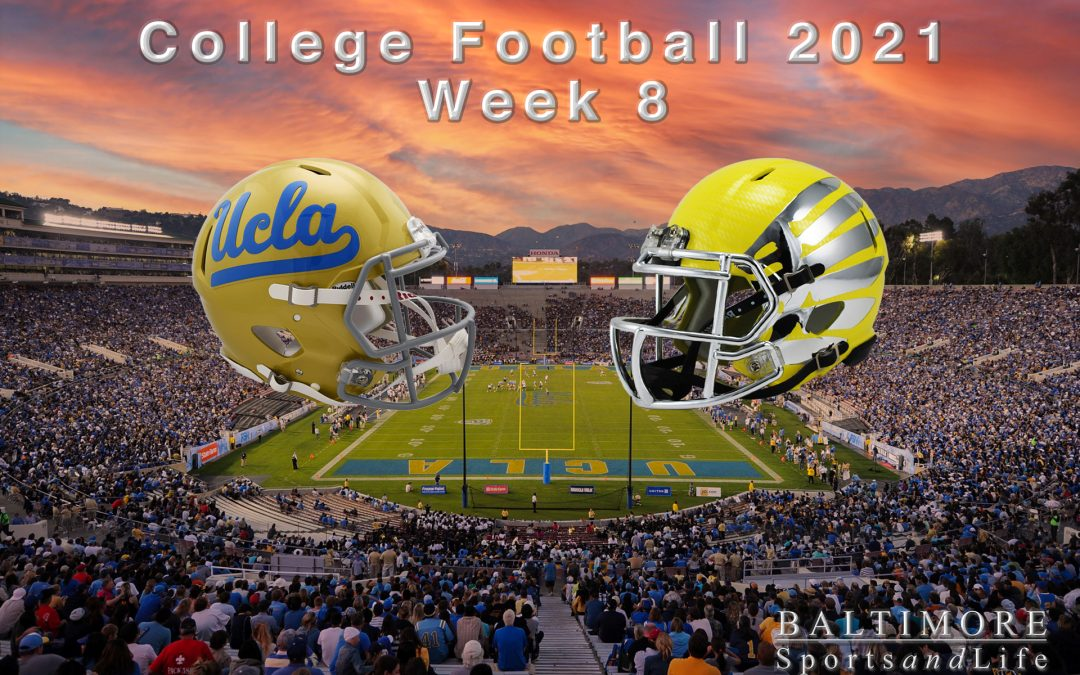 College Football 2021 – Week 8 Preview