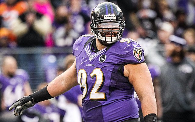 Ngata Inducted Into Ravens Ring Of Honor
